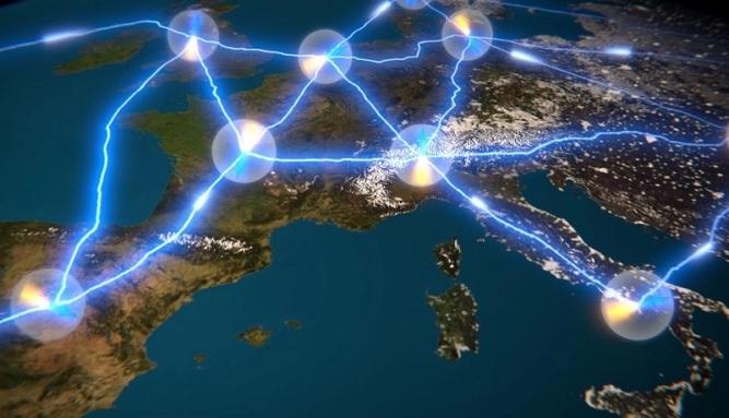 شبکه کوانتوم محور